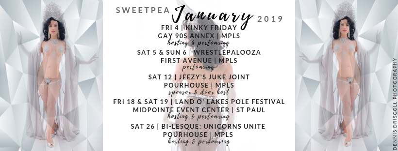 Calendar - SWEETPEA